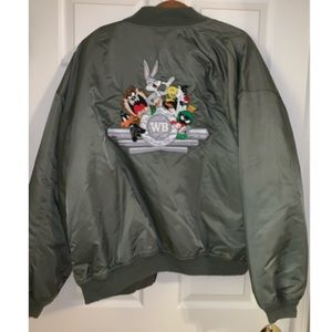 Looney Tunes Varsity Jacket